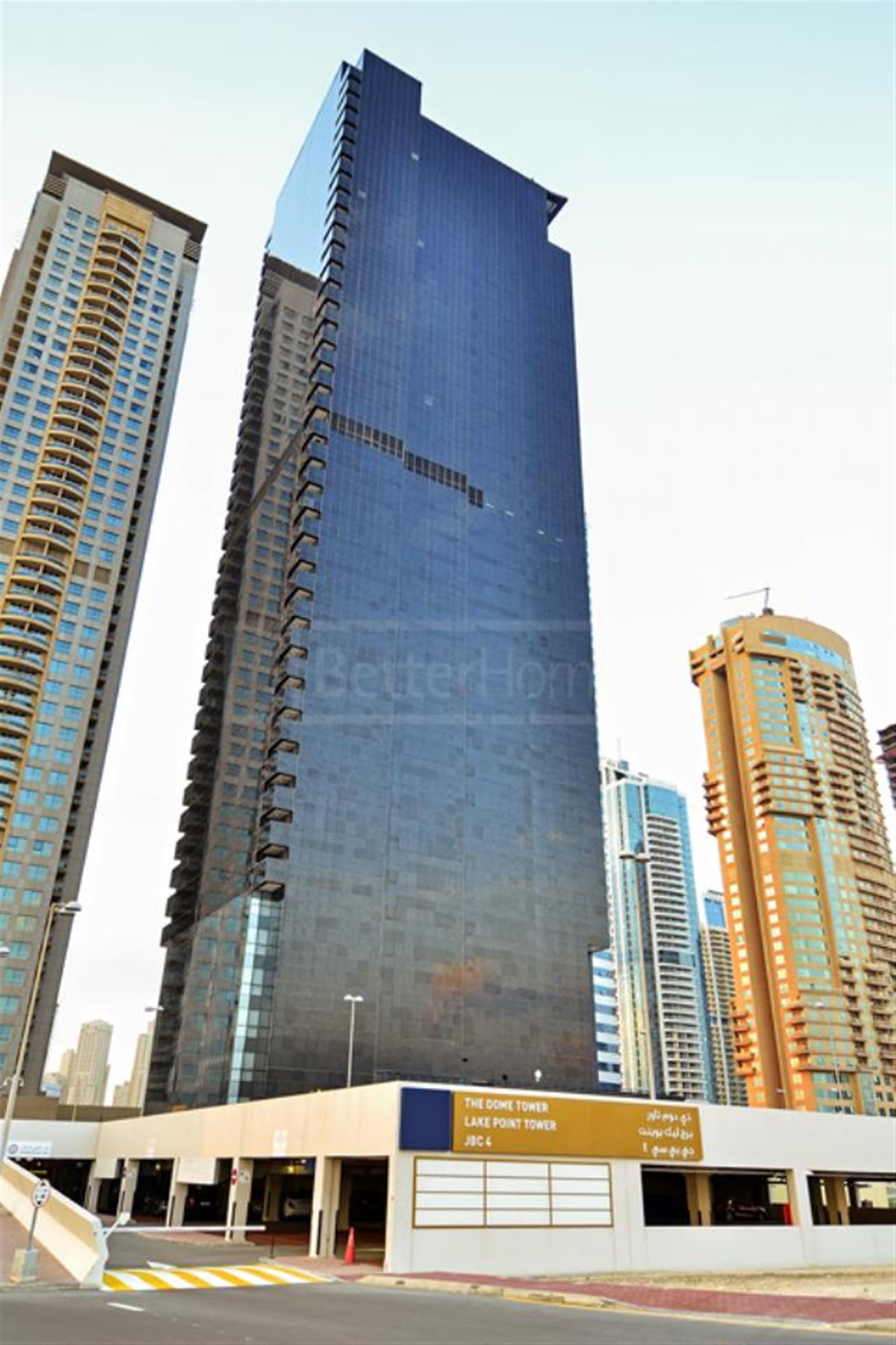 Jumeirah Business Centre 4-Shell And Core Office