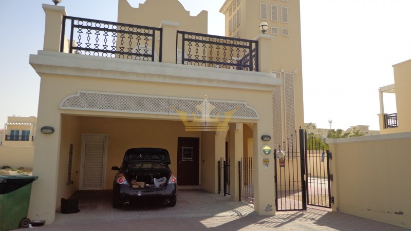2Bedrooms+Maid's Independent Villa in JVC