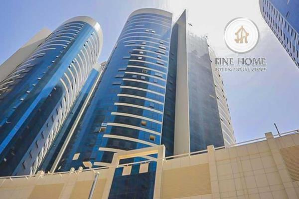 Apartment In Hydra Avenue Tower,al Reem Island(Re_1099)