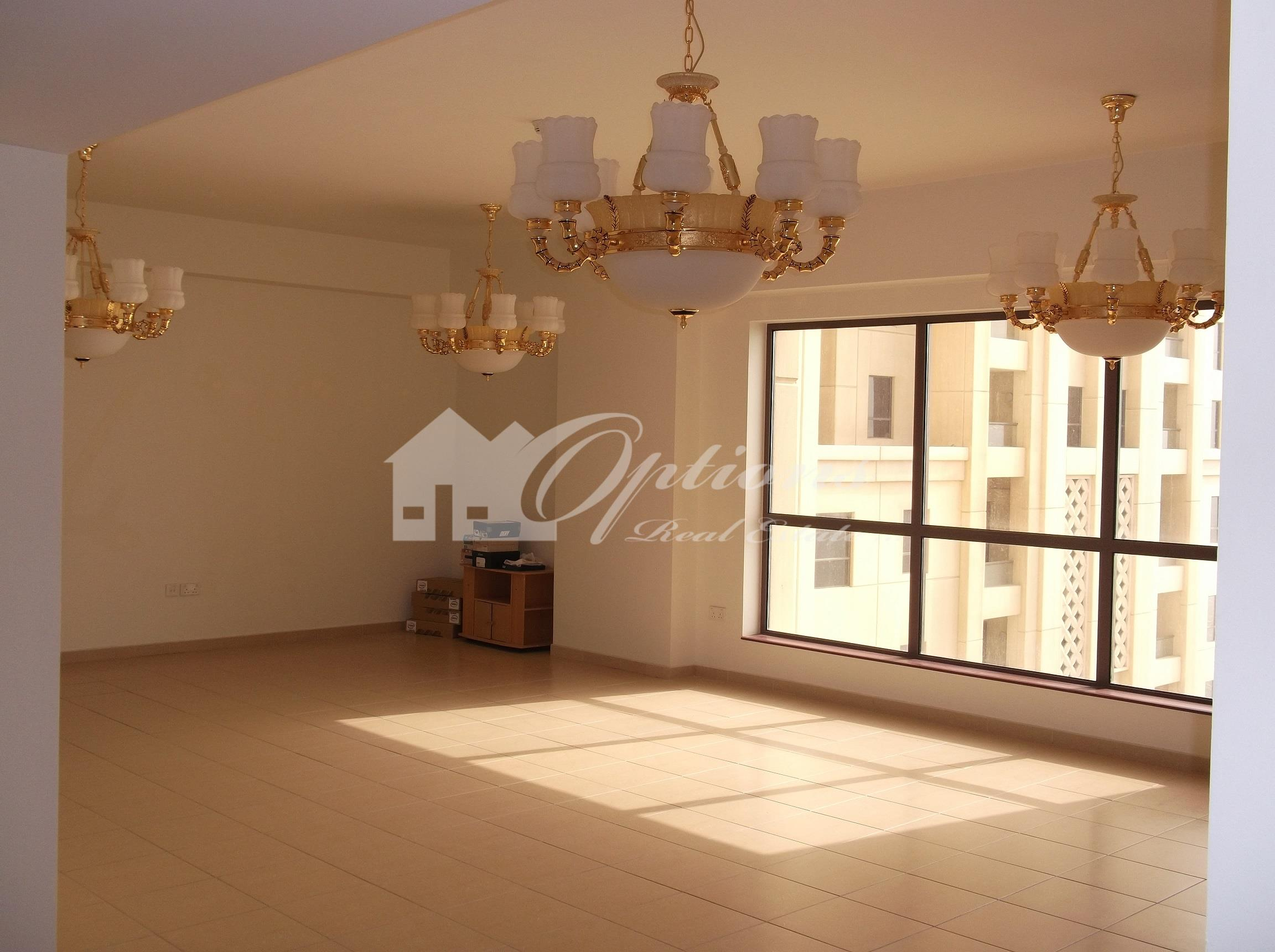 Three BR Apartment in Rimal JBR with Full Sea View