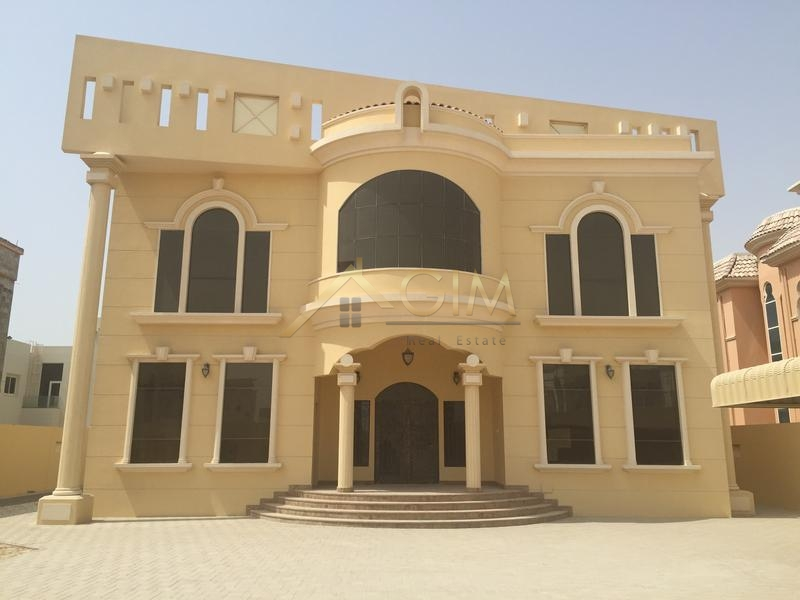 5 Br Villa For Rent In Al Barsha South 2