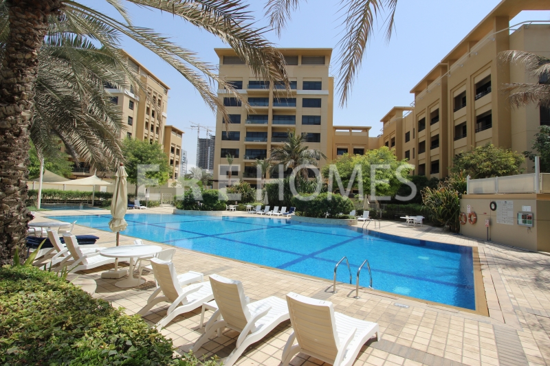 Massive 3 Bed With Pool And Gym, Al Jaz, Greens Er R 14192