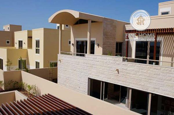 Townhouse In Al Raha Gardens