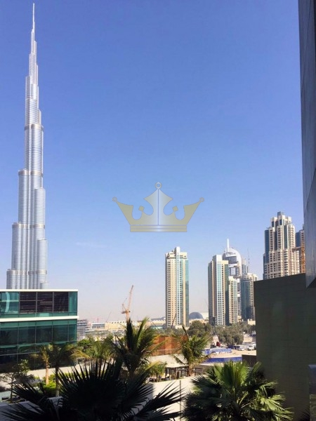 Burj View 1BR, Executive Tower Business Bay