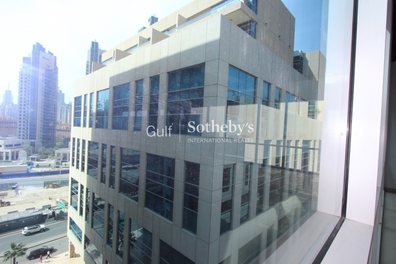 Fitted / Partition Office For Rent In One Lake Plaza, Jlt