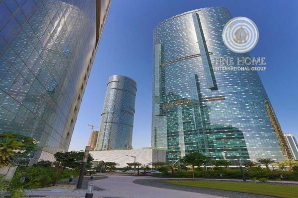Apartment In Gate Tower 2_al Reem Island (Re_702)