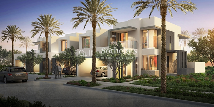 Dubai Hills Estate-Maple 2-4br Villa