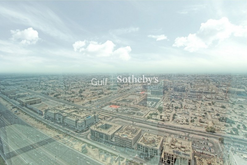 Picturesque Views 3 Br In 48 Burj Gate