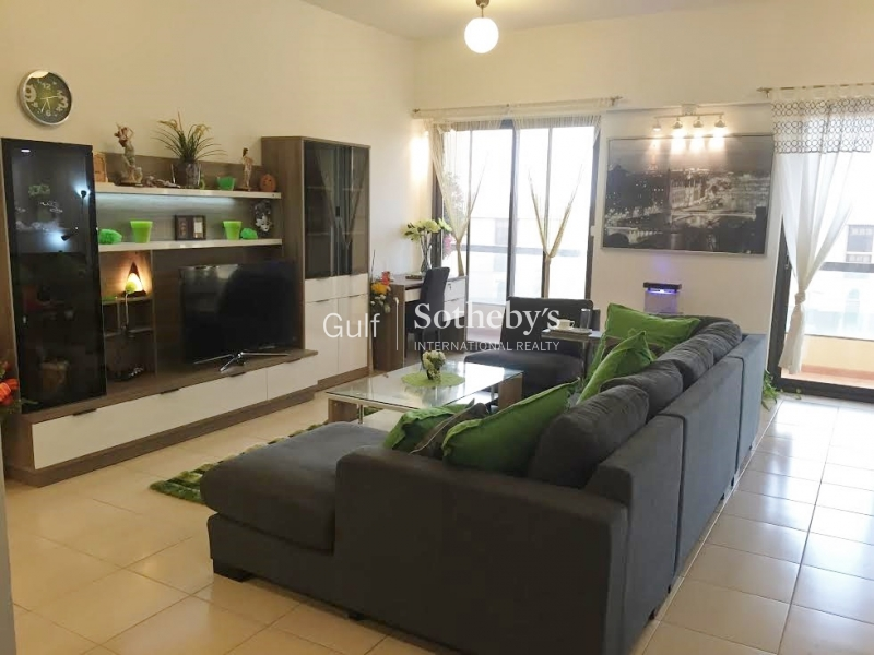 Two Bedroom Partial Sea View-Sadaf