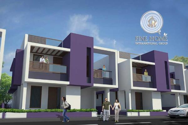 2 Villas Compound In Al Muroor (Co_469)