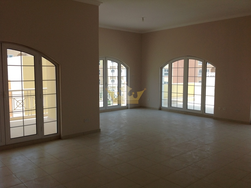 3Bedrooms with Terrace, Rented Unit in DIP, Ritaj