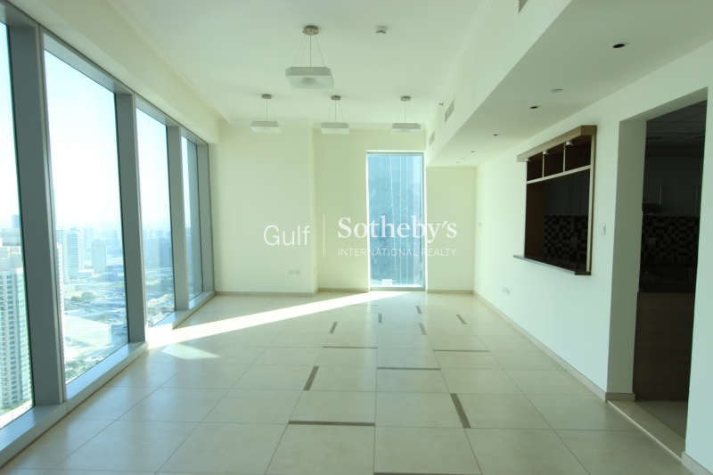 Three Bedroom-High Floor-48 Burj Gate