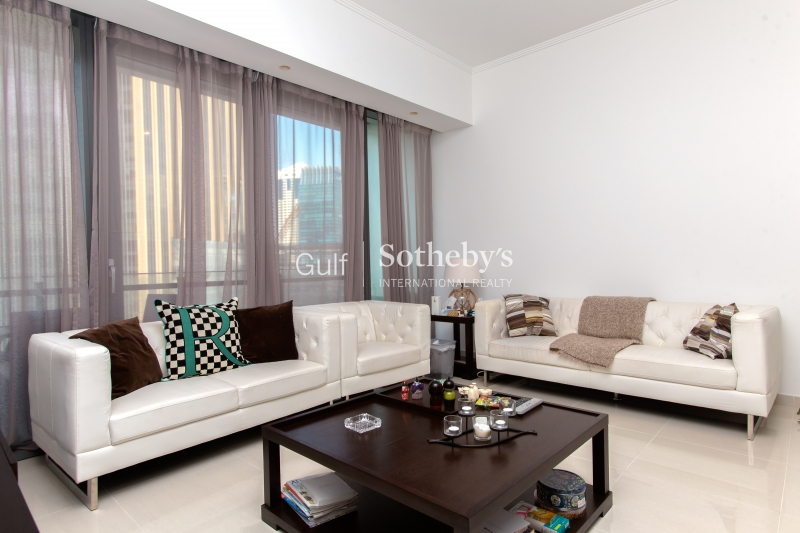 Golden Mile Duplex 3br Penthouse In 4 Cheques With Stunning Marina Views Er R 15542