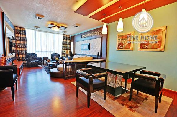 Fully Furnished Apartment In Sky Tower (Apl_661)