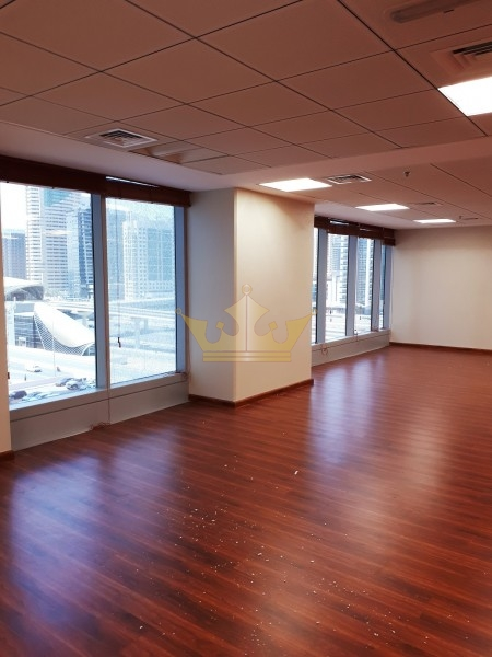 Ready Office in Cluster E, Close to Metro, Fully Fitted