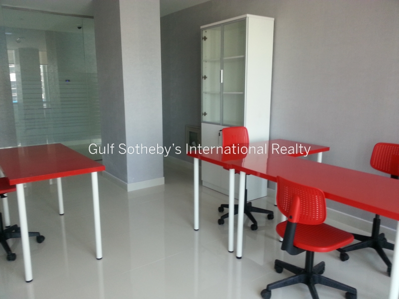 Fitted Office With Conference Room And Pantry