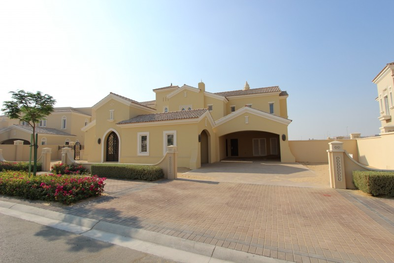 A Fully Fitted Polo Home 6 Bedroom Type D Independent Villa, 7000 Sqft-Er-S-2527