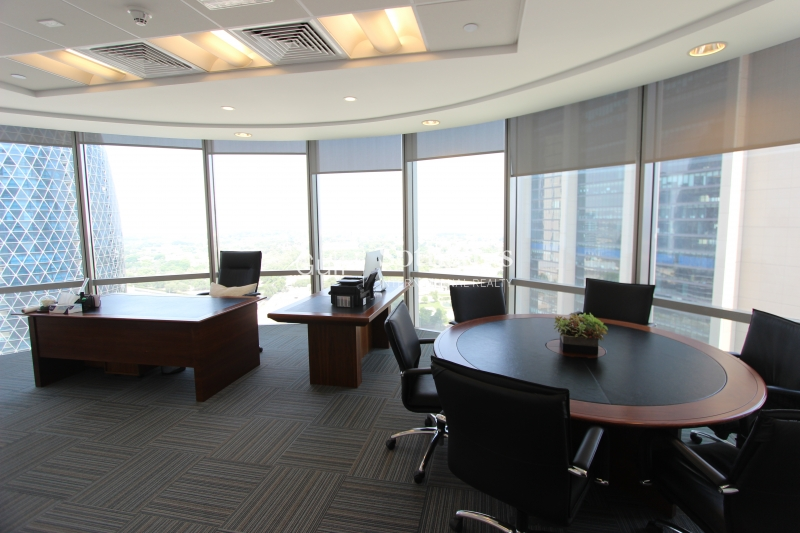 Panoramic Furnished Micro Office In Difc