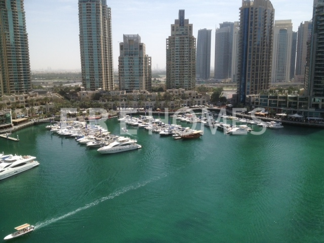 Iris Blue 2 Bedroom With Amazing Marina Views Er S 4519