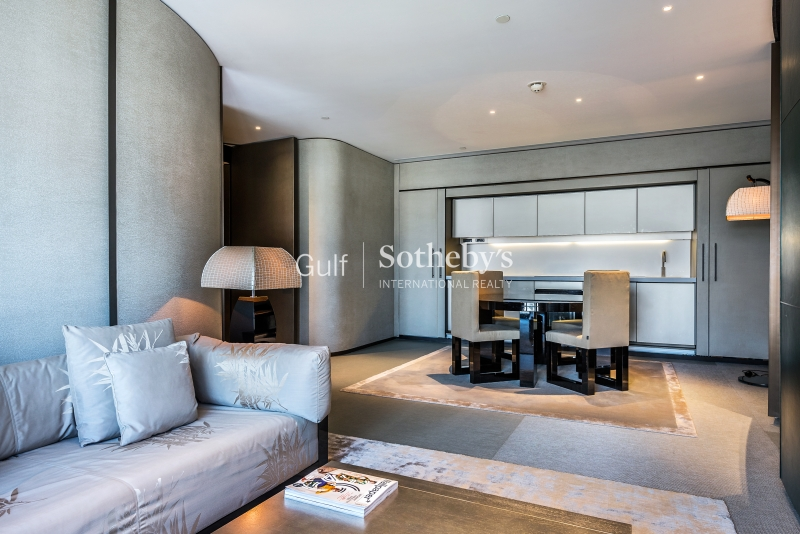 Mid Floor 03 Unit Vida Serviced Apartment In Downtown, Dubai Er S 7752