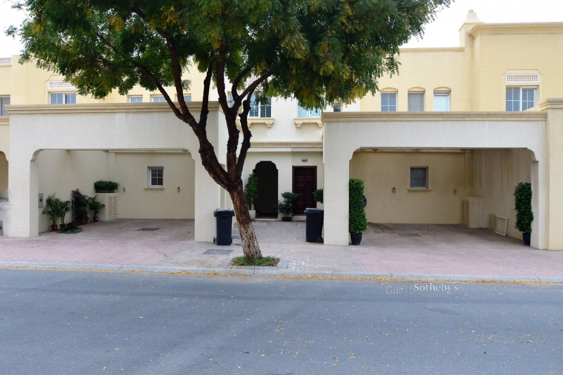 Panoramic Views From This Jumeirah Golf Estates Villa On A Huge Corner Plot Er S 4788