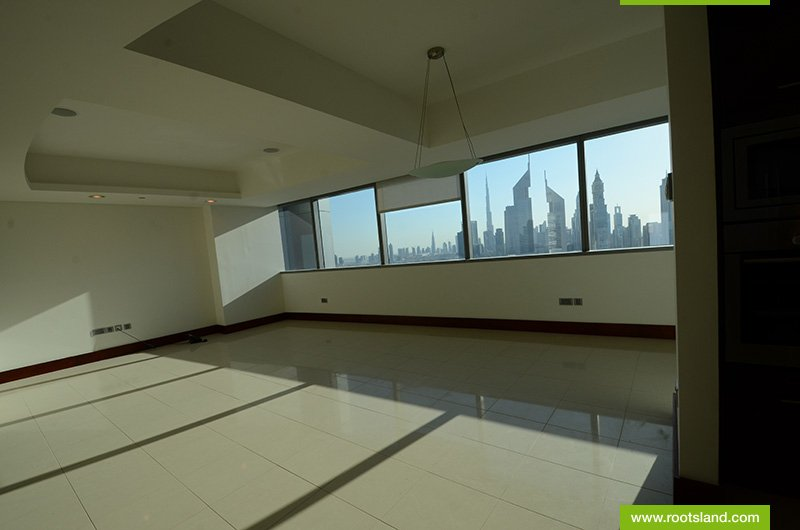 RPN: 7159 - Prestigious Duplex Unit with Sheikh Zayed Road View
