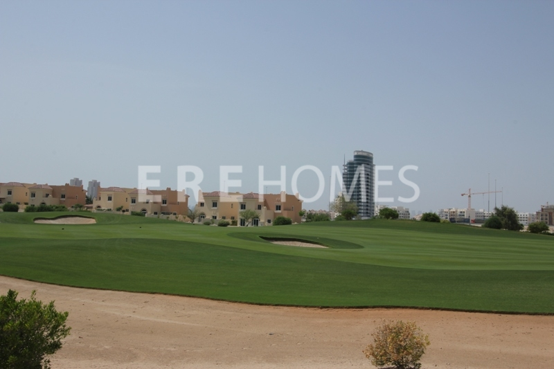 Brand New B Type Villa, Offering Fantastic Golf Course Views. Er S 4881