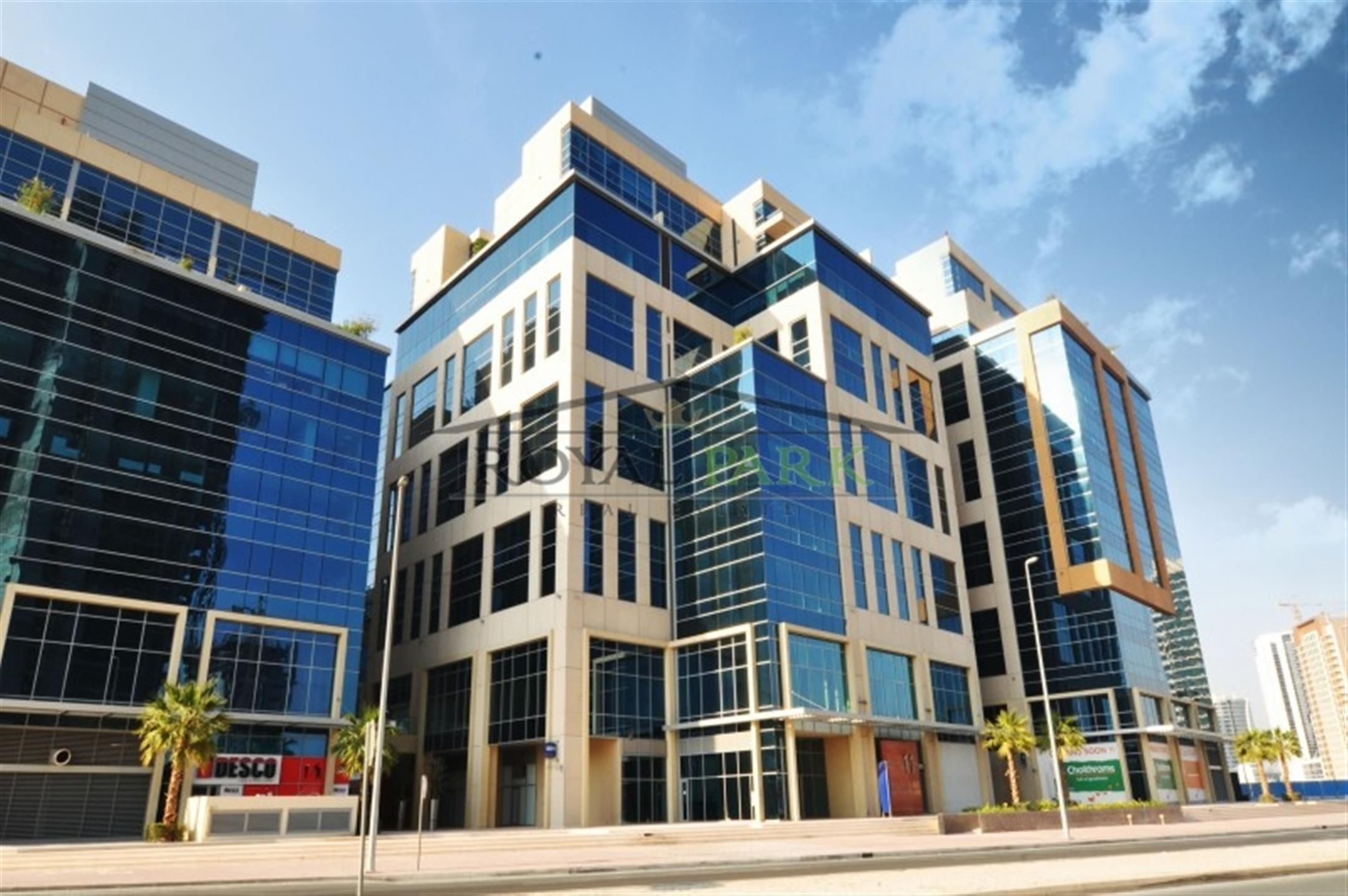Fitted Office For Aed 2.310,000 In Bay Square Tower , Business Bay