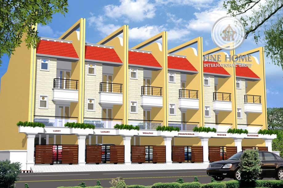 Land Permission For Commercial Villa In Mbz City