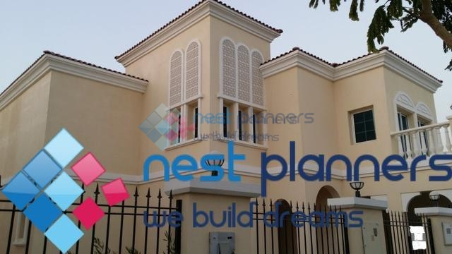 Single Row Lake Facing Nakheel 1 Bedroom Town House For Sale In Jvt
