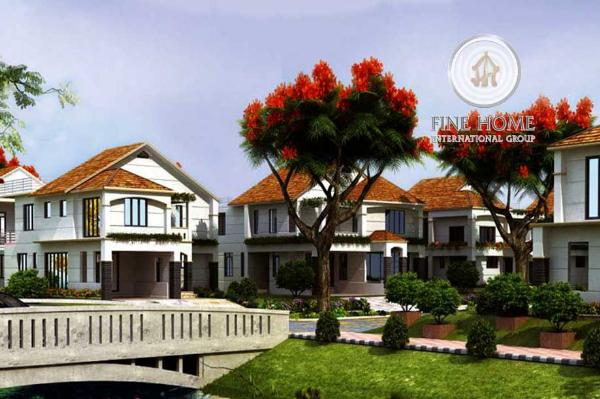 Amazing 6villas Compound In Khalifa City