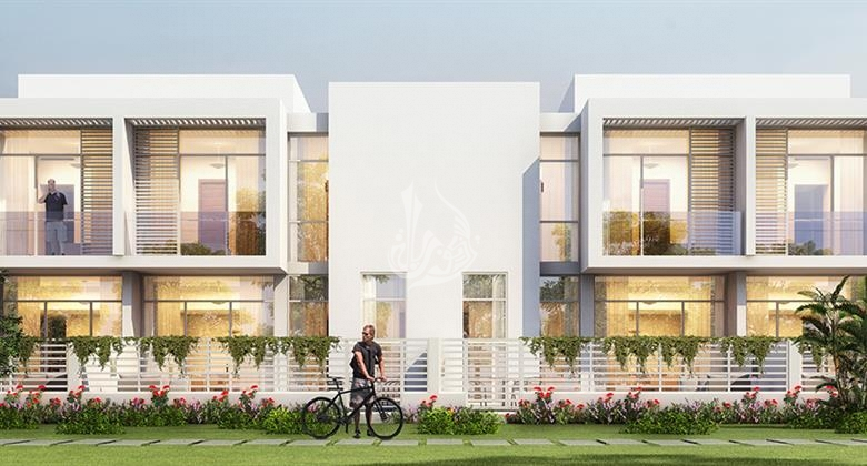 Spacious 5 BR Detached Arabella Townhouse Dubailand