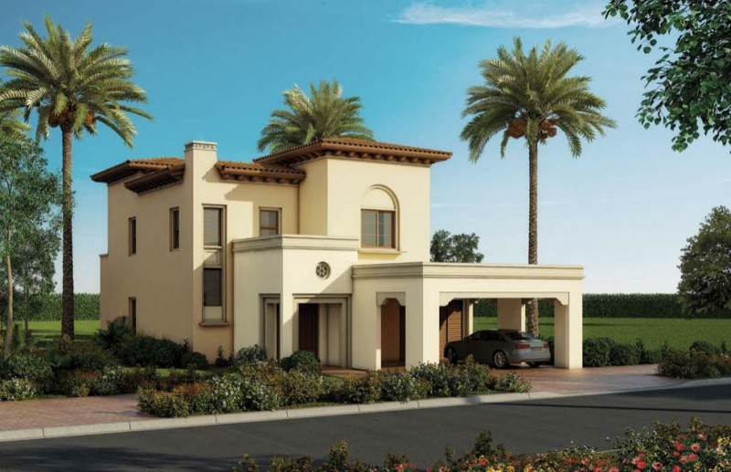 Brand New Palma Villa, Arabian Ranches, Handover April 2016, No Commission, Finance Available