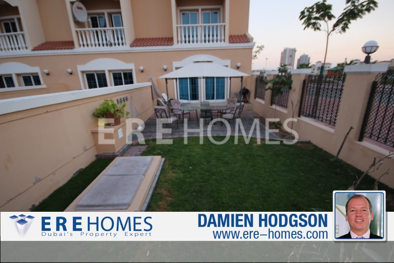 One Bedroom Townhouse In A Fantastic Position In Jvt Er-S-3925