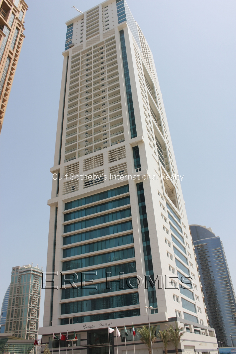 Downtown Dubai Full-Floor Apartment