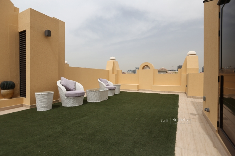 Large 2 Bed, Storage Room, Executive Tower M-Aed 125,000 Er R 13652