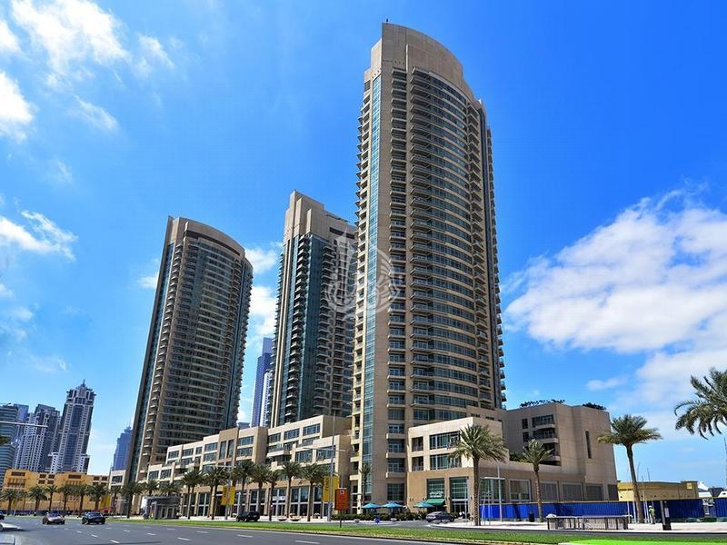 Stunning 2 Br Apt In The Lofts West In Downtown Dubai