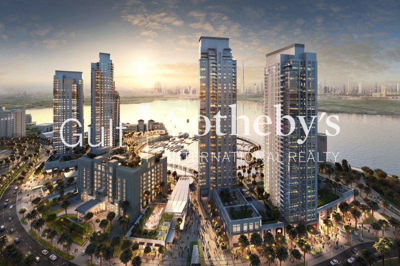 Largest 1 Bed, Burj Views A, Downtown-110,000 Aed Er R 13036