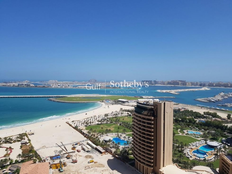 Stunning 2 Bedroom With Full Sea View, Jbr