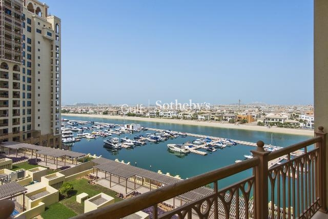 Sea View-Marina Residences 2 Bedroom