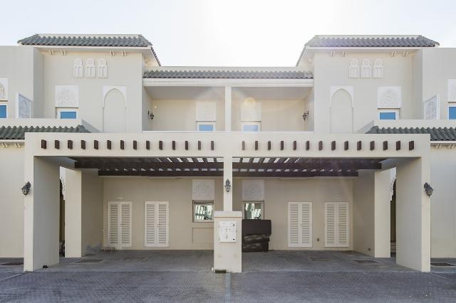 Al Furjan-3br Townhouse-Unfurnished