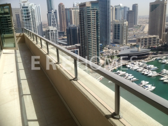 2 Bedroom At Al Sahab Emaar, Dubai Marina, Partial Marina Views Er R 4353