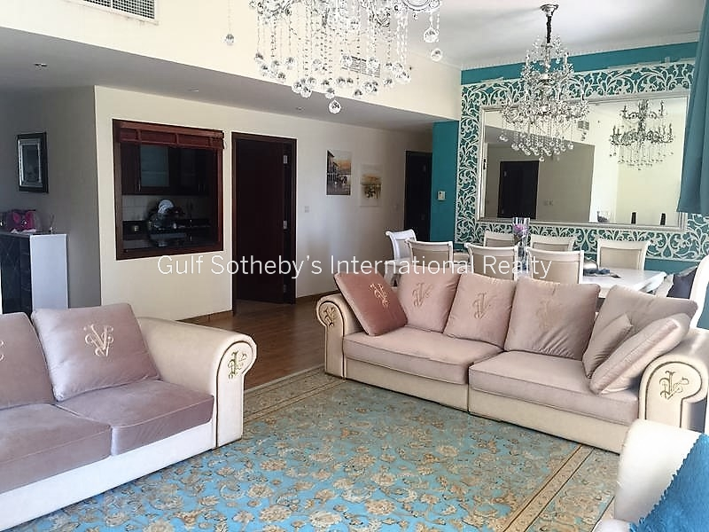 C Type Al Barari Villa, Fully Furnished