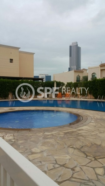 1br In Al Samar 1, The Greens