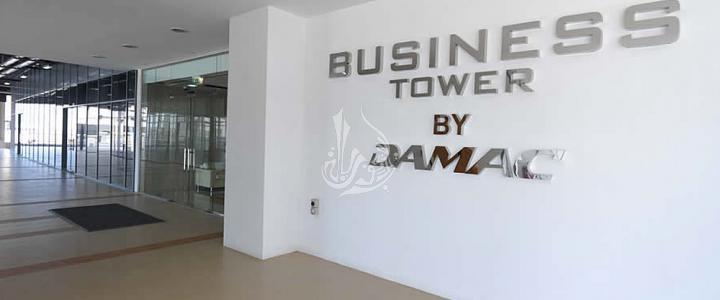 Fitted Office Space In Damac Business Tower