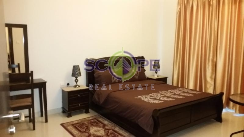 Sports City Elite 5 One Bed Fully Furnish