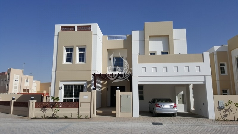 5 Br Villa In E Sector Type B In Mudon