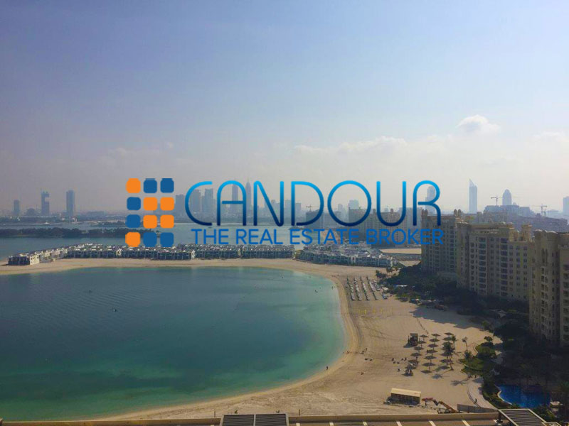 Spacious Family Style Penthouse in Palm Jumeirah