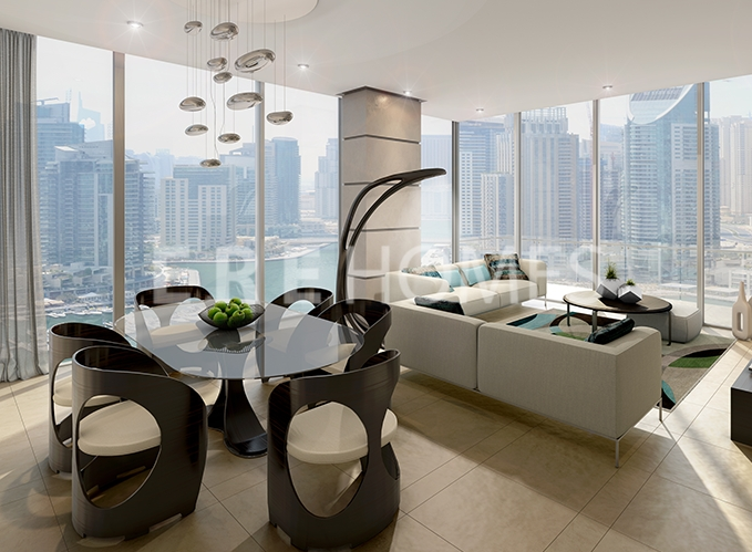 Only Aed 75,000 Down Payment For Brand New Dubai Marina Tower Launch-Excellent Payment Plans Available!