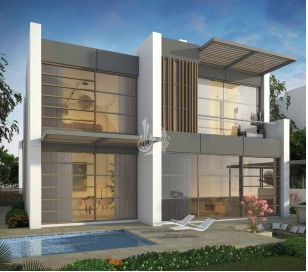 Brand New 6 BR Villa for Sale in Akoya Oxygen
